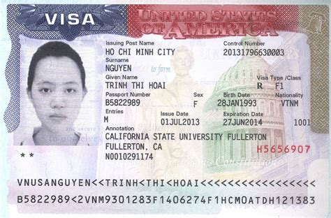 I-20 And F1 Visa Instructions