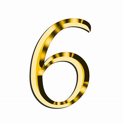 Clipart Number Golden Transparent Yellow Webstockreview Pnglib