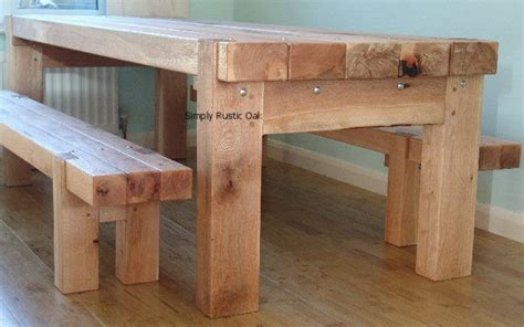 Handmade Garden Furniture  Redwood Furniture Kitchen