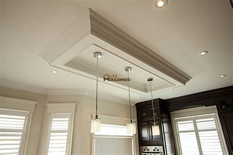 special coffered waffle ceilings making house