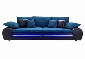 Big Sofa 250 Cm : big sofa blau bestseller shop f r m bel und einrichtungen ~ Bigdaddyawards.com Haus und Dekorationen