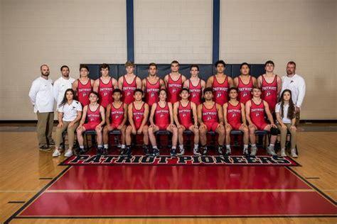 patriot high school boys varsity wrestling winter schedule