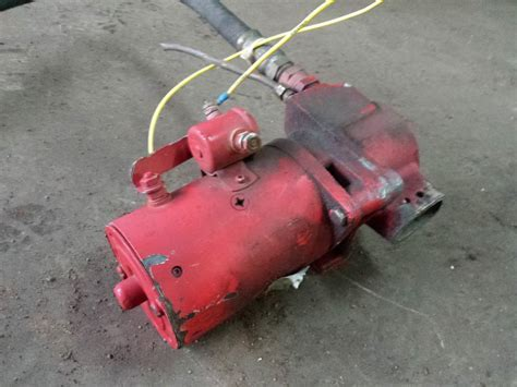 Primer Pump and fire truck accessories OTHER, PEI