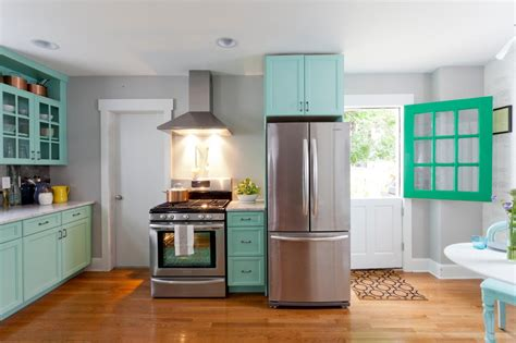 green grey kitchen cabinets photo page hgtv 3993