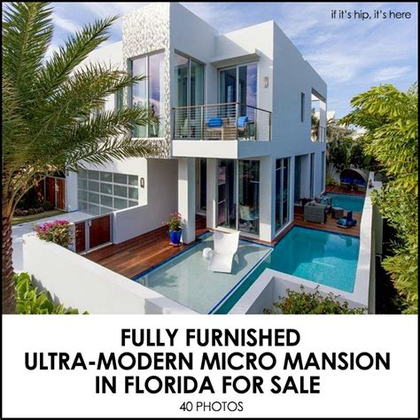 3 bedroom floor plans a modern micro mansion in florida by frank mckinney