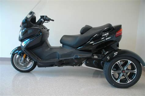 2004 Suzuki Burgman 650 by Buy 2004 Suzuki Burgman 650 Trike On 2040 Motos