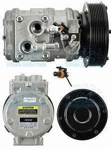 Denso Compressor  U0026 Clutch John Deere Oem  Re46609