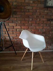 Set Of 4 Retro Eames Inspired Eiffel Wing Chairs In