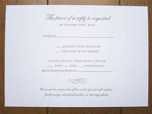 wedding invitation wording wedding invitation wording and With wording for wedding invitations with rsvp