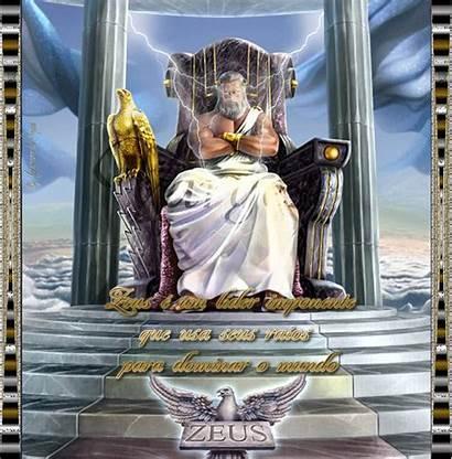 Zeus Animated Greek God Lord Gifs Mythology