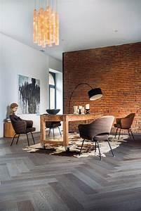 Grau Und Braun Kombinieren Möbel : graues parkett richtig kombinieren 20 ideen und inspirationen ~ Frokenaadalensverden.com Haus und Dekorationen
