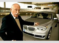 Paul Bracq, a BMW designer of the E23 7 Series and BMW