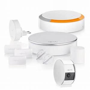 Pack Alarme Somfy : alarme somfy pack alarme sans fil somfy au meilleur prix ~ Melissatoandfro.com Idées de Décoration