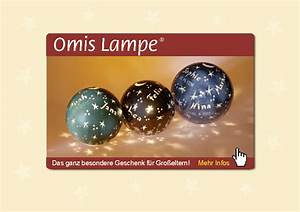 Lampe Für Bilder : omis lampe das besondere geschenk f r gro eltern ~ Lateststills.com Haus und Dekorationen