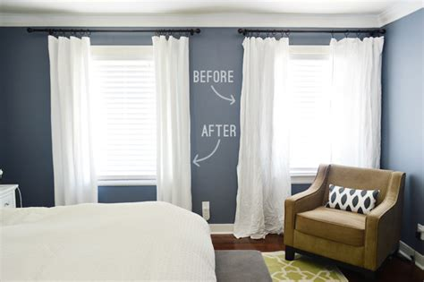 adding hemming breezy bedroom curtains house