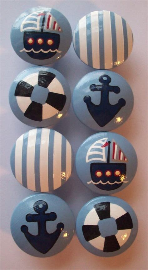 17 best ideas about nautical drawer pulls on