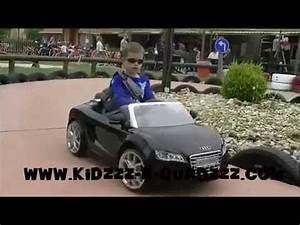 Audi R8 Enfant : audi r8 spider 4x4 suv 12v voiture enfant par kidzzz n quadzzz youtube ~ Melissatoandfro.com Idées de Décoration