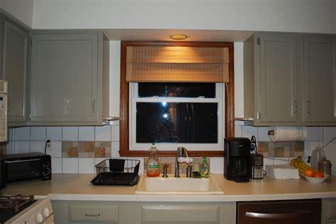 kitchen sink window treatment ideas fab grey kitchen cabinet set with single undermount sink