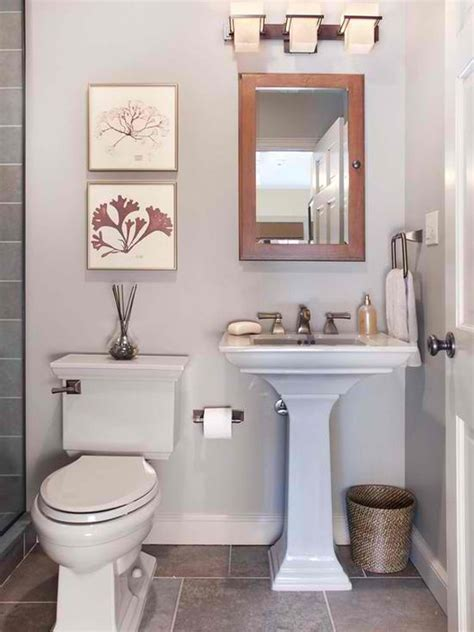 bathroom decoration idea 20 fascinating bathroom pedestal sinks home design lover