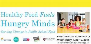 Do you wonder how to get better food into public schools ...