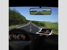 Bakeey™ HUD Head Up Display Car Cell Phone GPS Navigation
