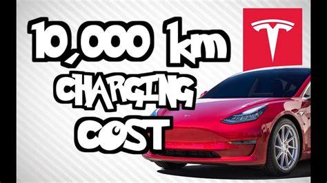 23+ Tesla 3 Charging Cost Background