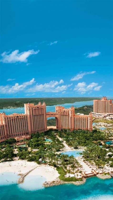 wallpaper bahamas island resort hotel sea ocean