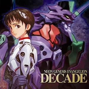 Neon Genesis Evangelion Decade Evangelion