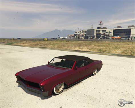 Albany Buccaneer Custom  Gta V  Grand Theft Auto 5 Na