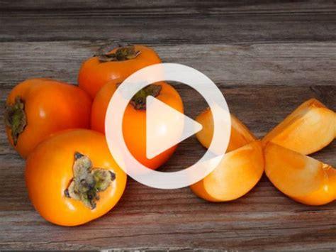 kaki essen gesund wie isst eigentlich kaki eat smarter