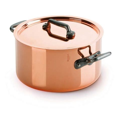 mauviel mheritage copper cookware set reviews