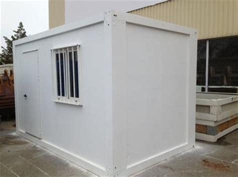 bureau modulaire d occasion bungalows cabines bureaux vestiaires en belgique