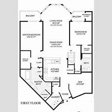 Huntingdon Place  The 2 Bedroom + Loft Home Design
