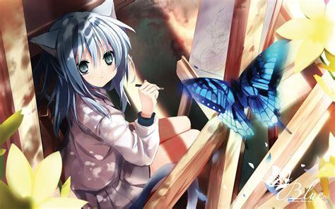 Anime Neko Wallpaper Hd - neko anime wallpaper anime neko wallpaper