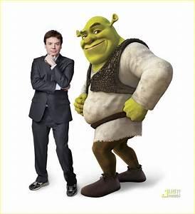 Cameron Diaz Presents 'Shrek Forever After' Cast Pics ...