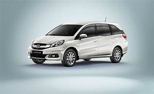 Honda Mobilio Interior And Exterior Official Images