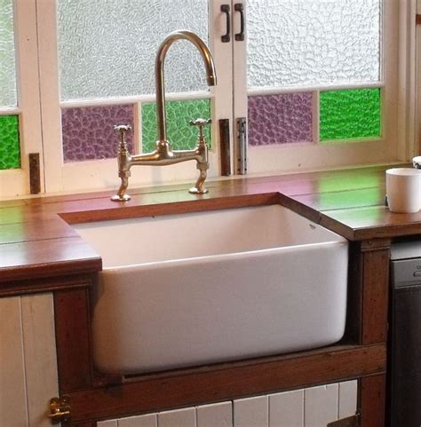 Farmhouse Sink Australia by 25 Best Ideas About Porcelain Kitchen Sink On