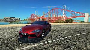 Gta San Andreas 2020 Toyota Supra A90 Mod