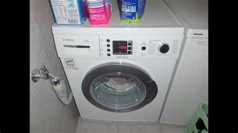 bosch maxx 7 exclusiv varioperfect wae28496 waschmaschine