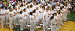 pinning ceremony honors nursing graduates jefferson county post