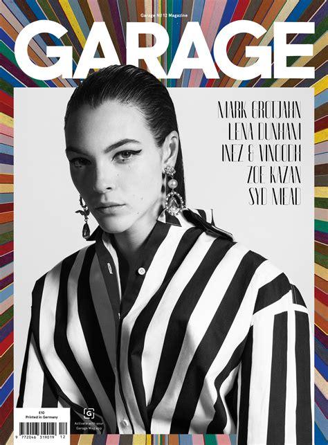 garage magazine   vittoria ceretti garage magazine