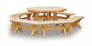 Table De Jardin En Bois : table de jardin pas cher gifi ~ Teatrodelosmanantiales.com Idées de Décoration