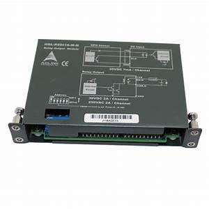 8ch Relay Output 16ch Discrete Output Module Npn Input