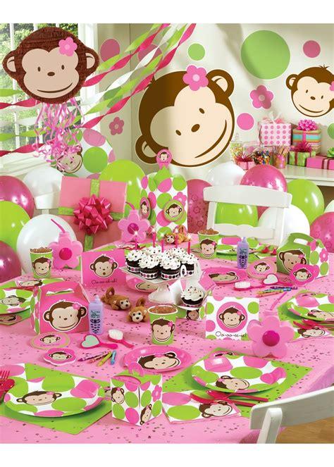 ideas  monkey  birthday  pinterest
