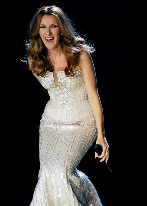 celine dion weight height  age