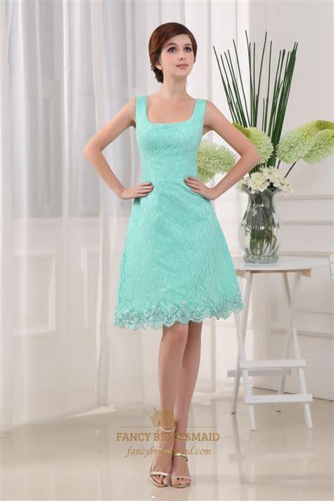 Knee Length Lace Cocktail Dresses, Knee Length Lace
