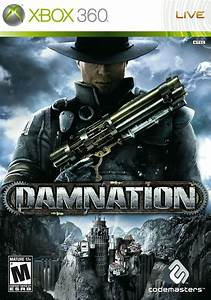 Damnation Xbox 360 Game