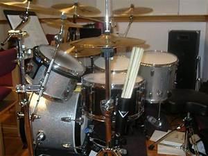 Church Drum Set
