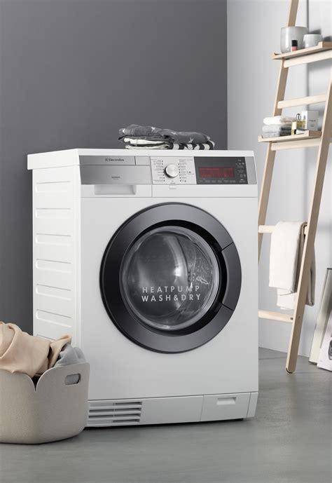 lave et seche linge combine nouveaut 233 mondiale d electrolux le premier combin 233 lave s 232 che linge avec pompe 224 chaleur