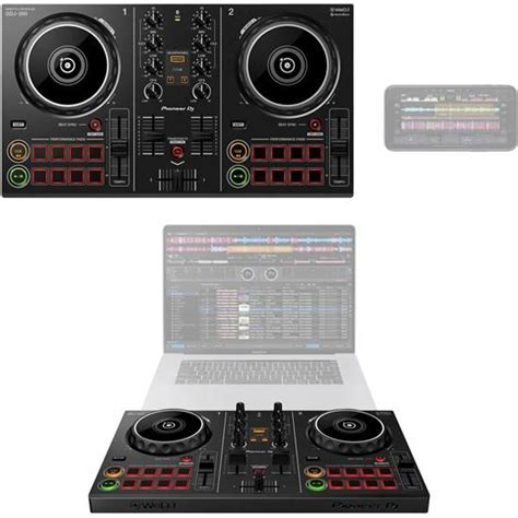 Pioneer DDJ200 2 Channel Rekordbox DJ Controller – Pro ...